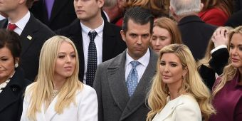 Ivanka & Donald Trump Jr. Tried To Cut Tiffany Trump Out Of Her Inheritance