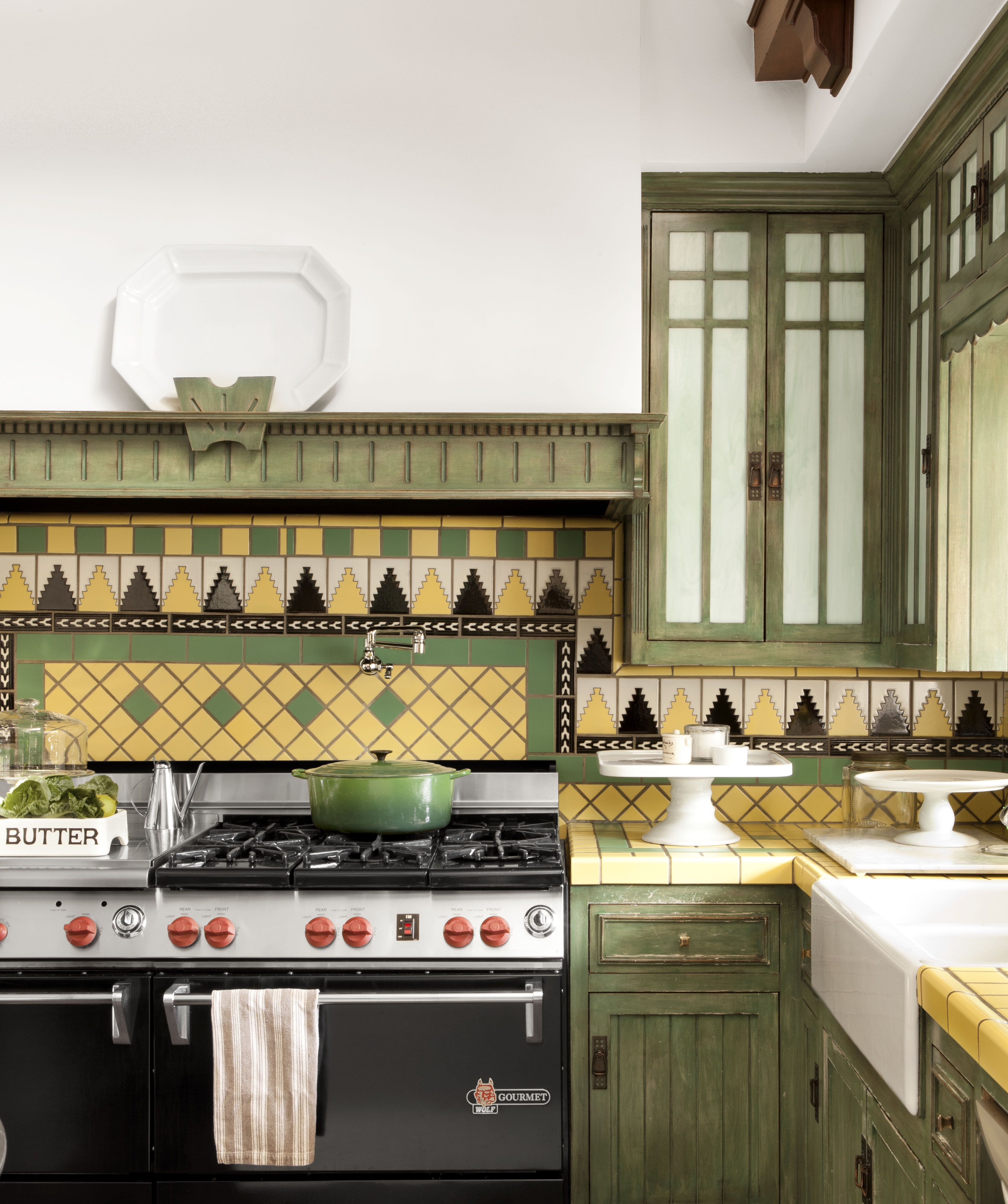 here s why you might want to avoid tile countertops