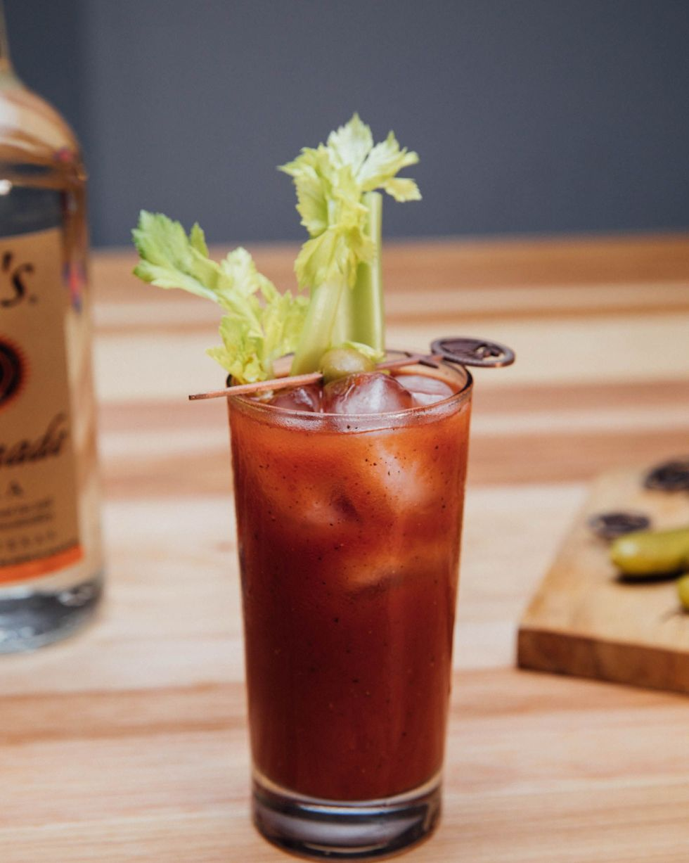 12 Tito's Bloody Mary