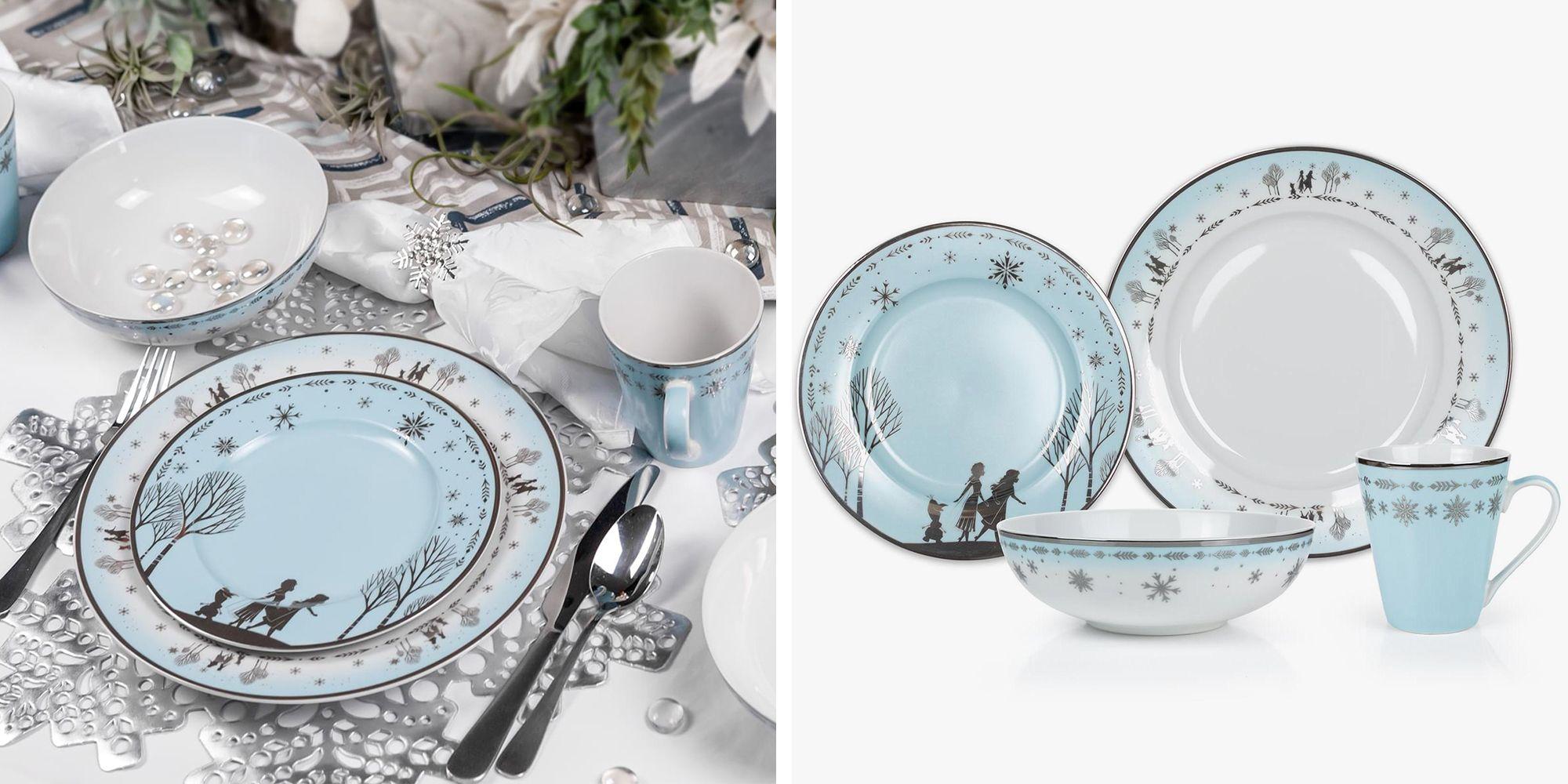 This New 'Frozen 2' Dinnerware Set Will Make Each
