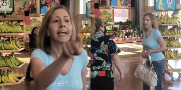 A Video Of A Woman Refusing To Wear A Mask At Trader Joe's Is Going Viral