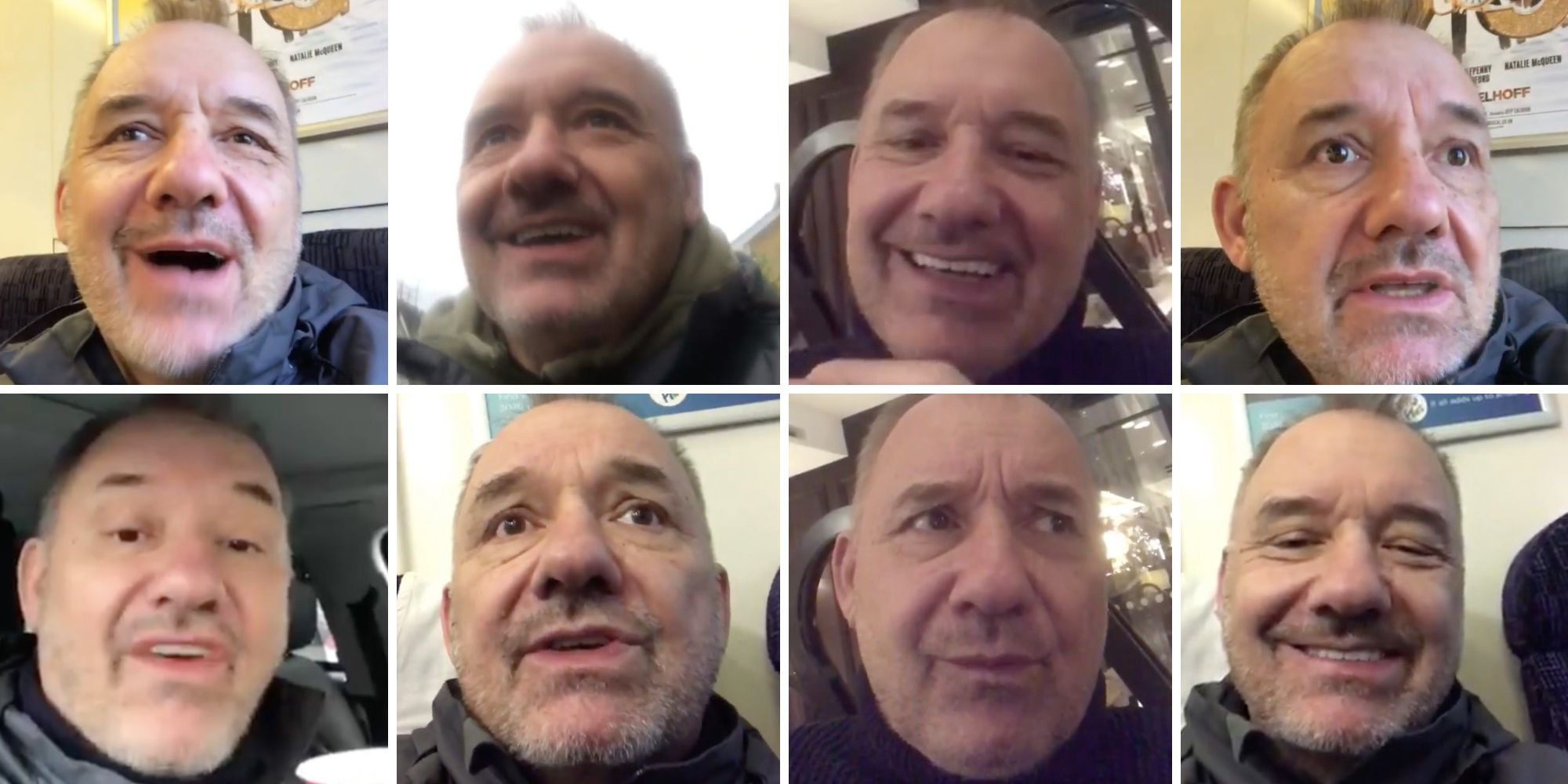 Why I Love Bob Mortimer S Train Guy 2020 S Unexpected Instagram King