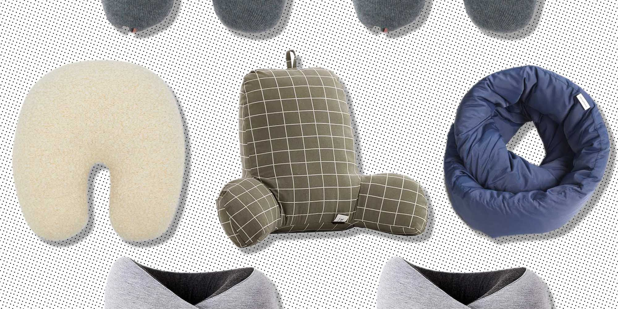 travel pillows for uncomfortable train