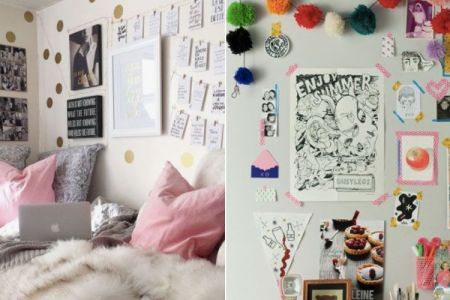 15 Cute Bedroom Ideas   Decorating Tips for university halls 14 cute decor ideas that will make your dull uni bedroom instantly better