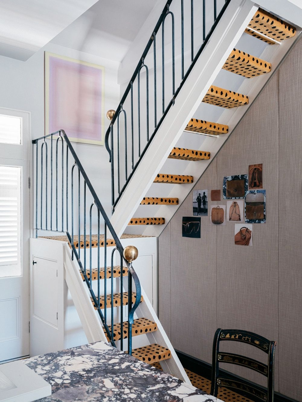 25 Unique Stair Designs Beautiful Stair Ideas For Your House | Building A Handrail For Concrete Stairs | Deck Railing | Deck | Steel Handrail | Porch | Outdoor Stair