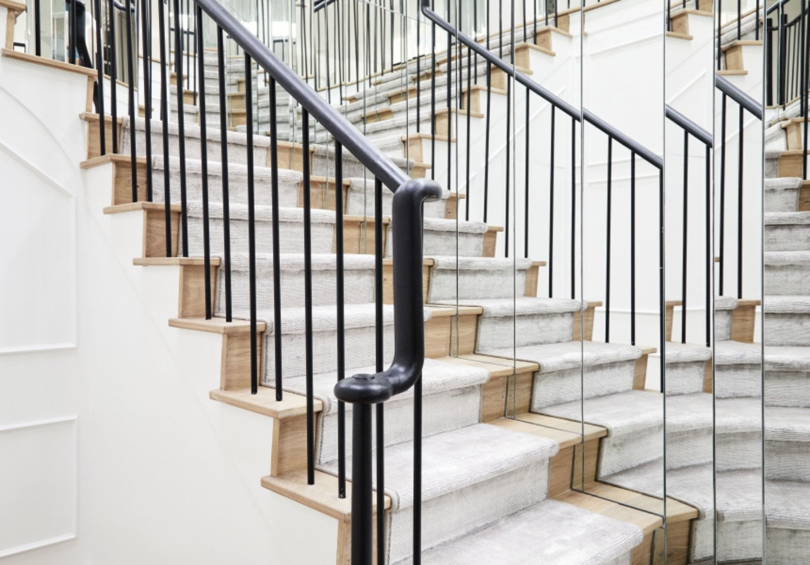 25 Unique Stair Designs Beautiful Stair Ideas For Your House   Front Side Staircase Design   Out Staircase   Gallery Photo Indian   Outer Wall   Home Front Arch   Indian Style