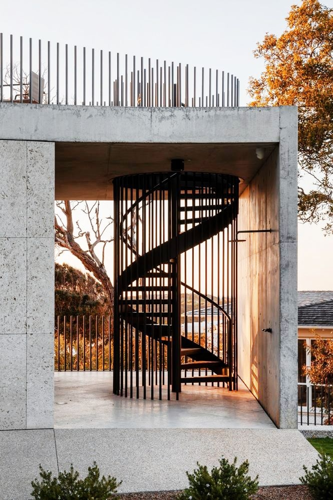 25 Unique Stair Designs Beautiful Stair Ideas For Your House   Front Stairs Designs With Landings   Small Space   Flared   Architectural   Exterior   Curved