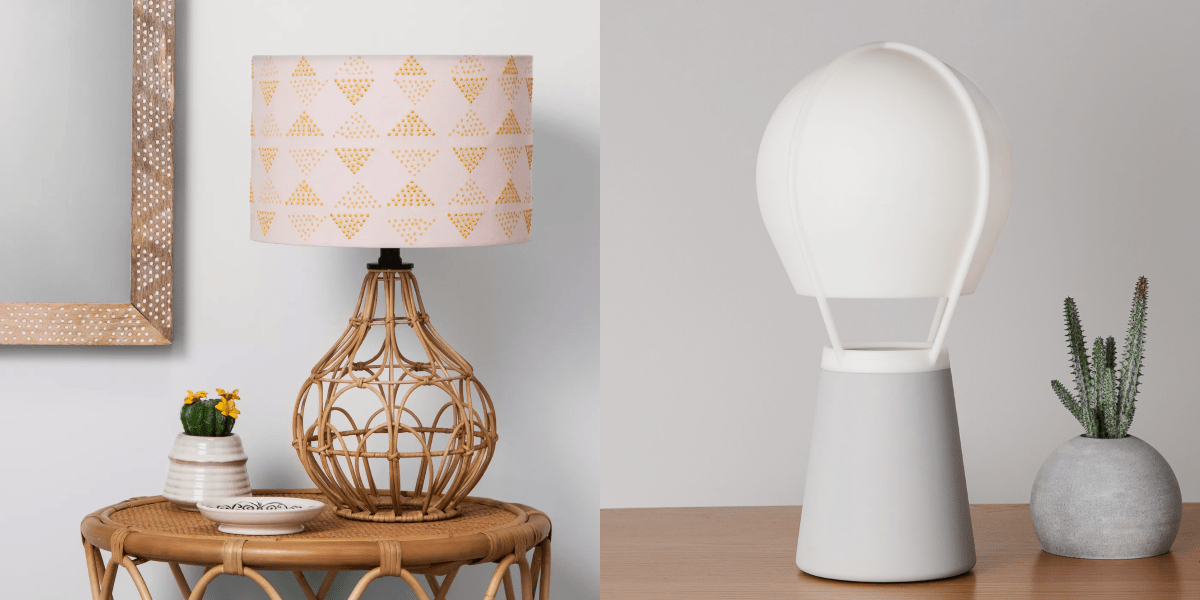10 Best Table Lamps For Every Decor Style Modern And Boho Lamps
