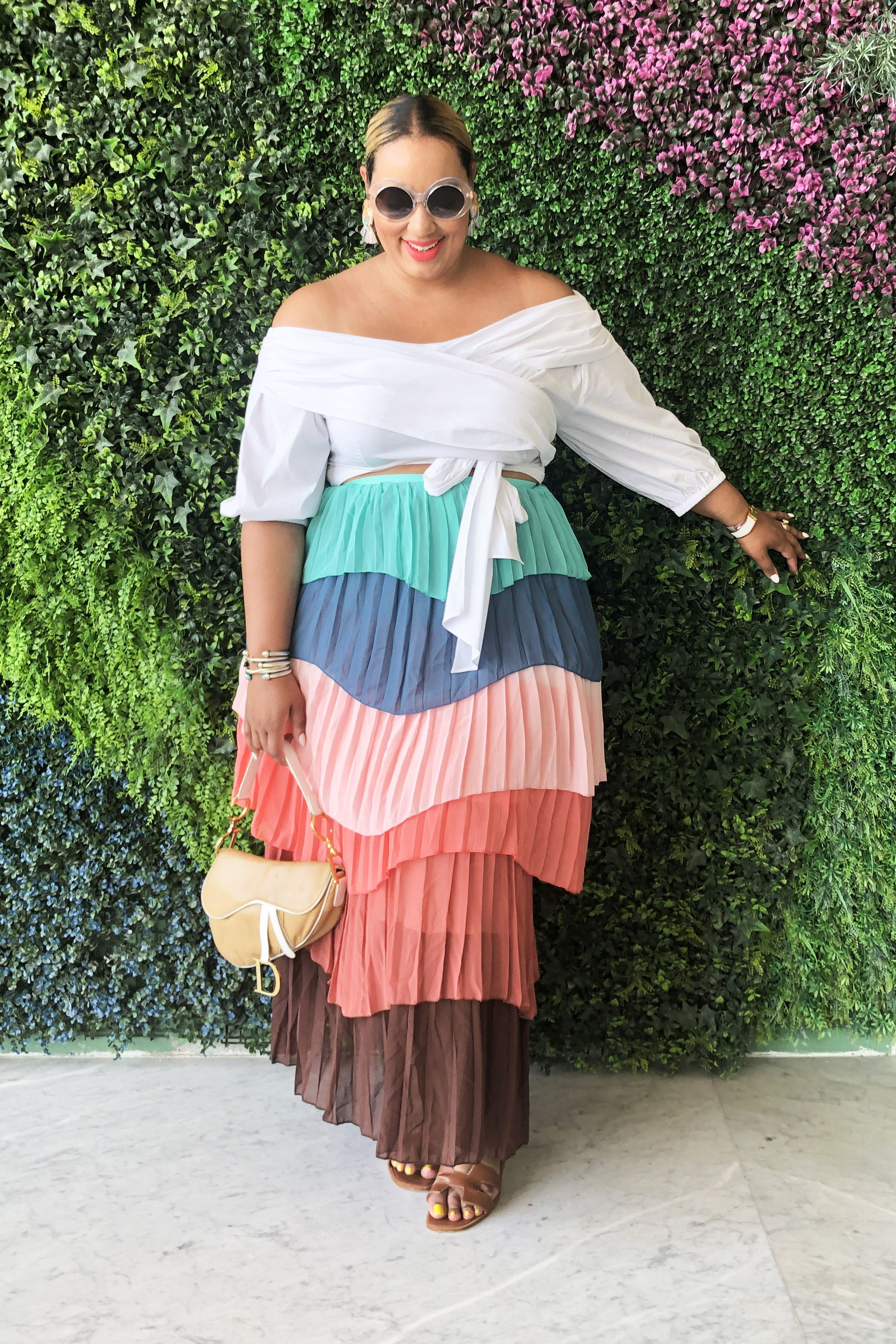 Plus Size Summer Outfit Ideas Stylish Warm Weather Clothes