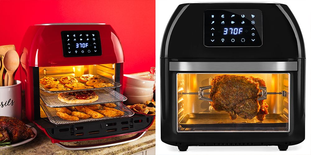 consider thanksgiving dinner done thanks to walmart s huge sale on this family size air fryer oven