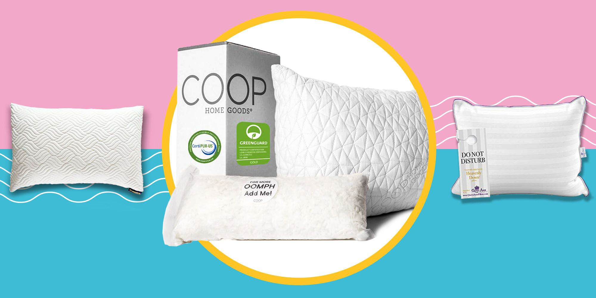 how a hypoallergenic pillow keeps dust mites at bay