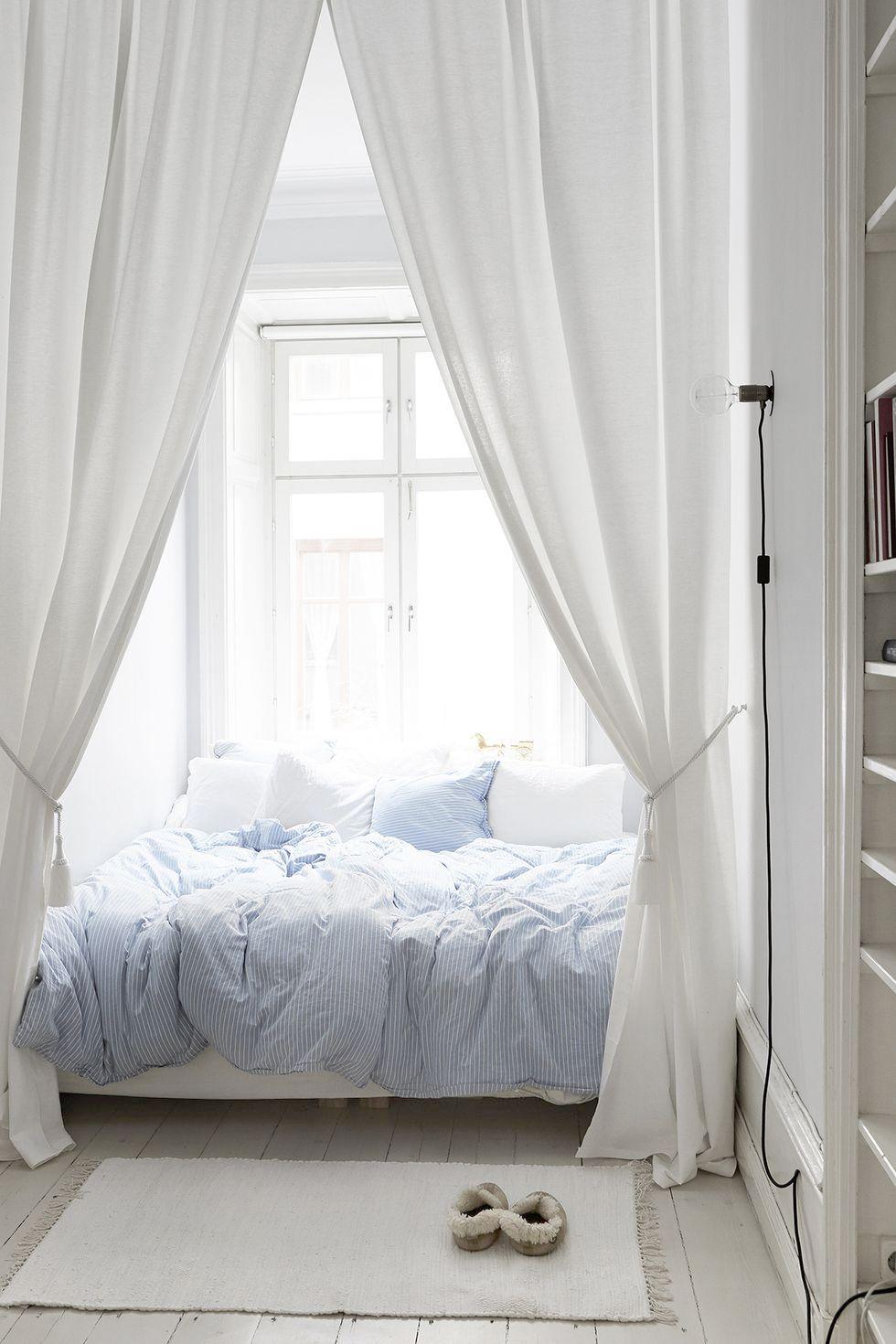 ideas for white bedroom design