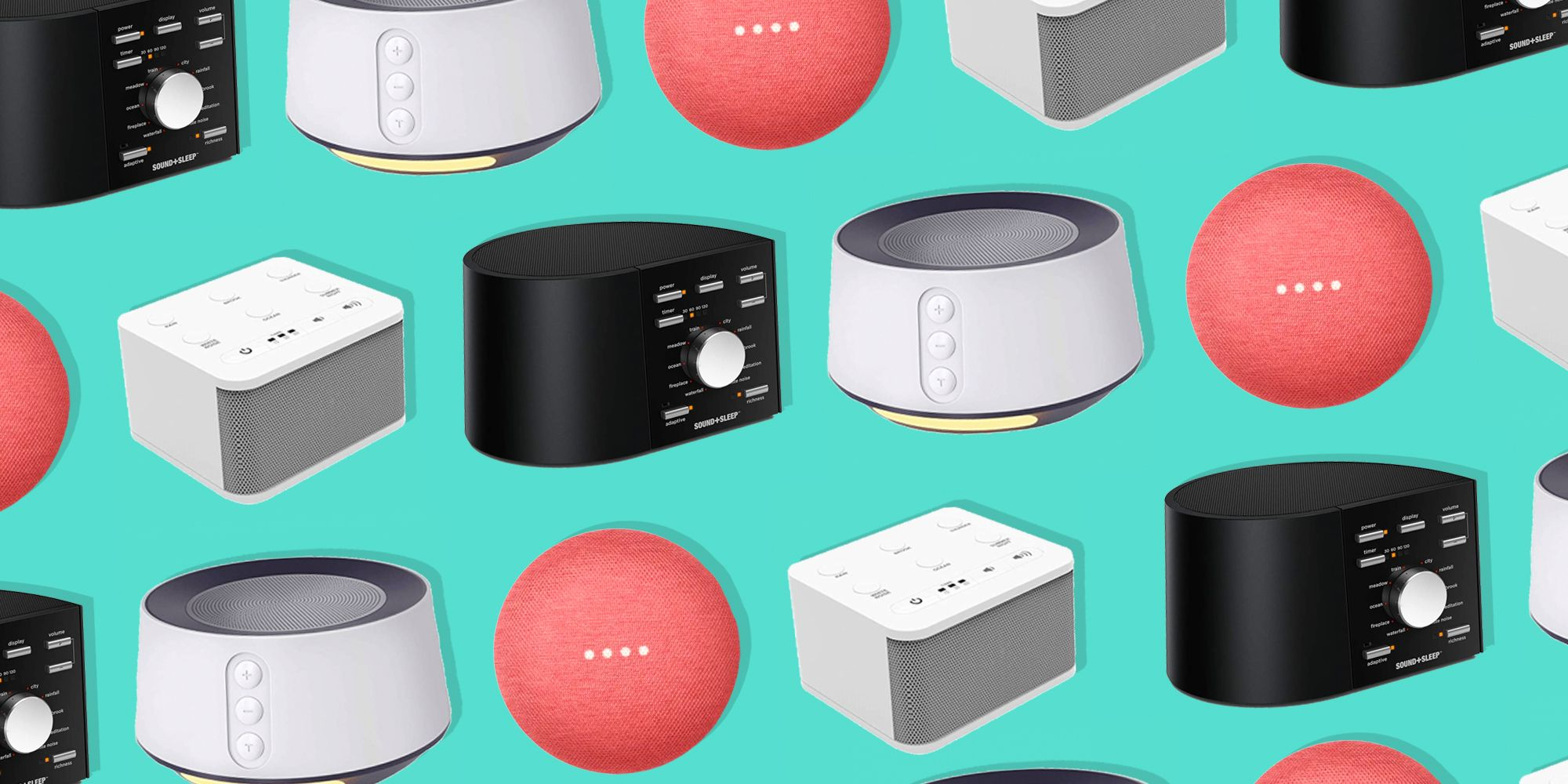 10 Best White Noise Machines To Help You Sleep Better 2020