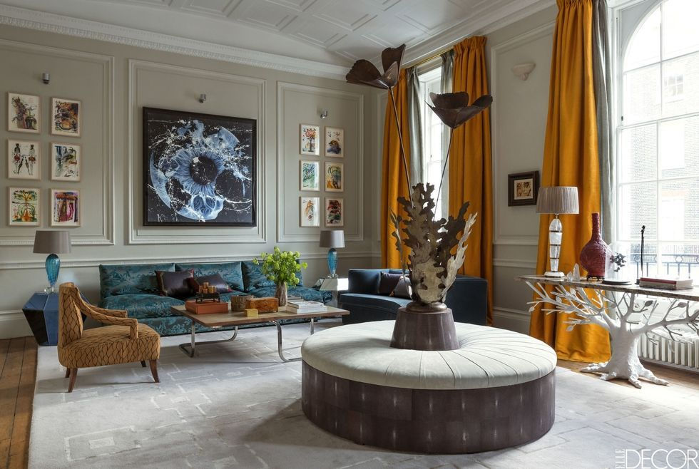 Home Decoration Ideas For Small Living Room