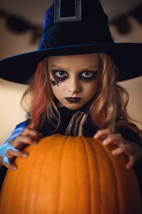 18 Witch Makeup Ideas Y