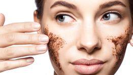 exfoliating for acne
