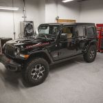How To Remove The 2018 Jeep Wrangler Jl S Roof Doors And Windshield