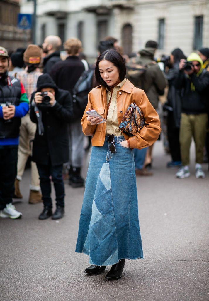 street style day 4 milan fashion week autumnwinter 201920