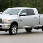 Tested 2010 Dodge Ram 2500 Laramie Mega Cab 4x4