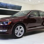 2012 Volkswagen Passat Revealed Vw Passat News 150 Car And Driver