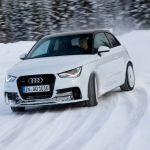 2012 Audi A1 Quattro First Drive