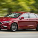 Tested 2017 Ford Fusion Sport