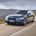 2018 Bmw 5 Series Wagon Euro Spec First Drive Review Car And Driver