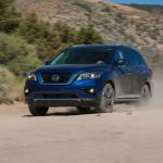 2018 Nissan Pathfinder Family Friendly Perfectly Average