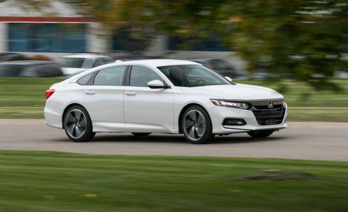 2018 Honda Accord Sport 1 5t Manual Tested