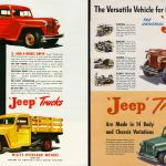 A Visual History Of Jeep Pickup Trucks From 1947 To Today