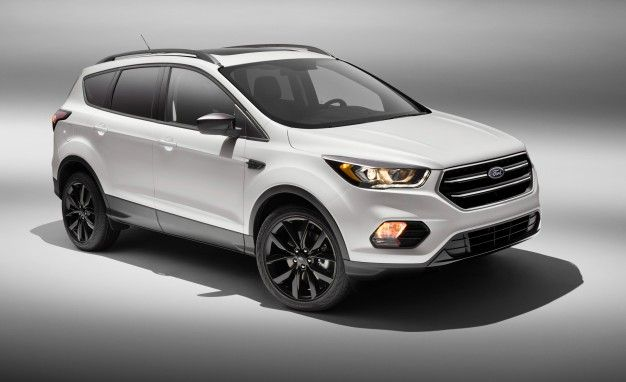 ford unveils sport appearance package