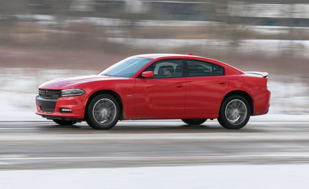 2018 Dodge Charger GT AWD Test: The Anti-Hellcat | Review ...