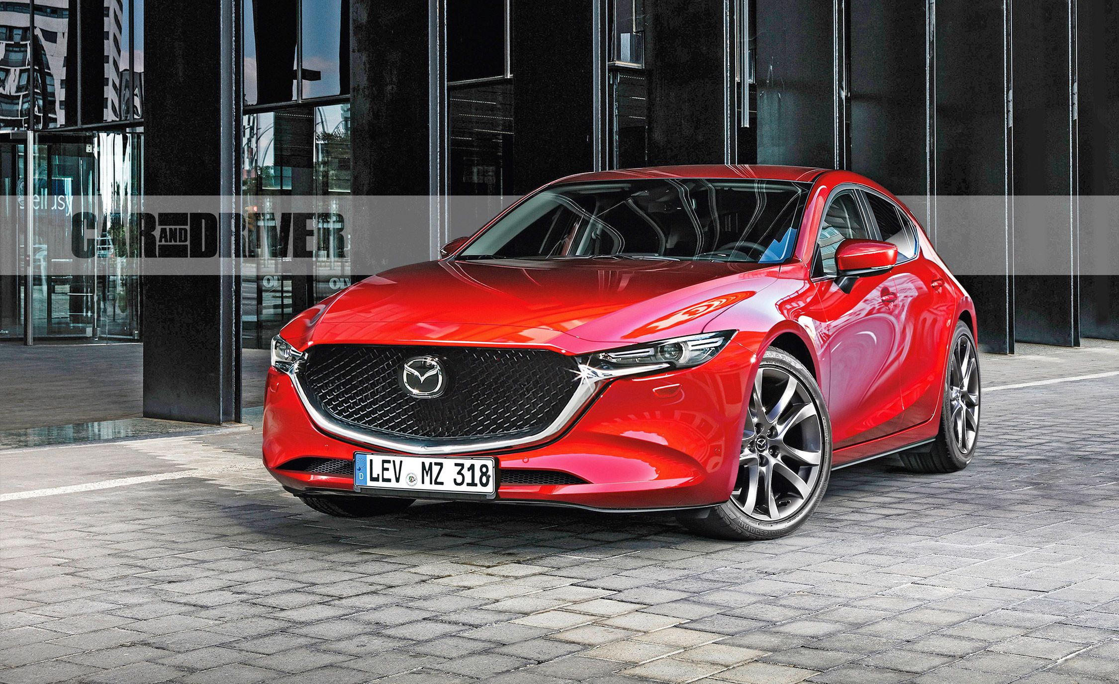 2020 Mazda 3 More Power And Efficiency For One Of Our