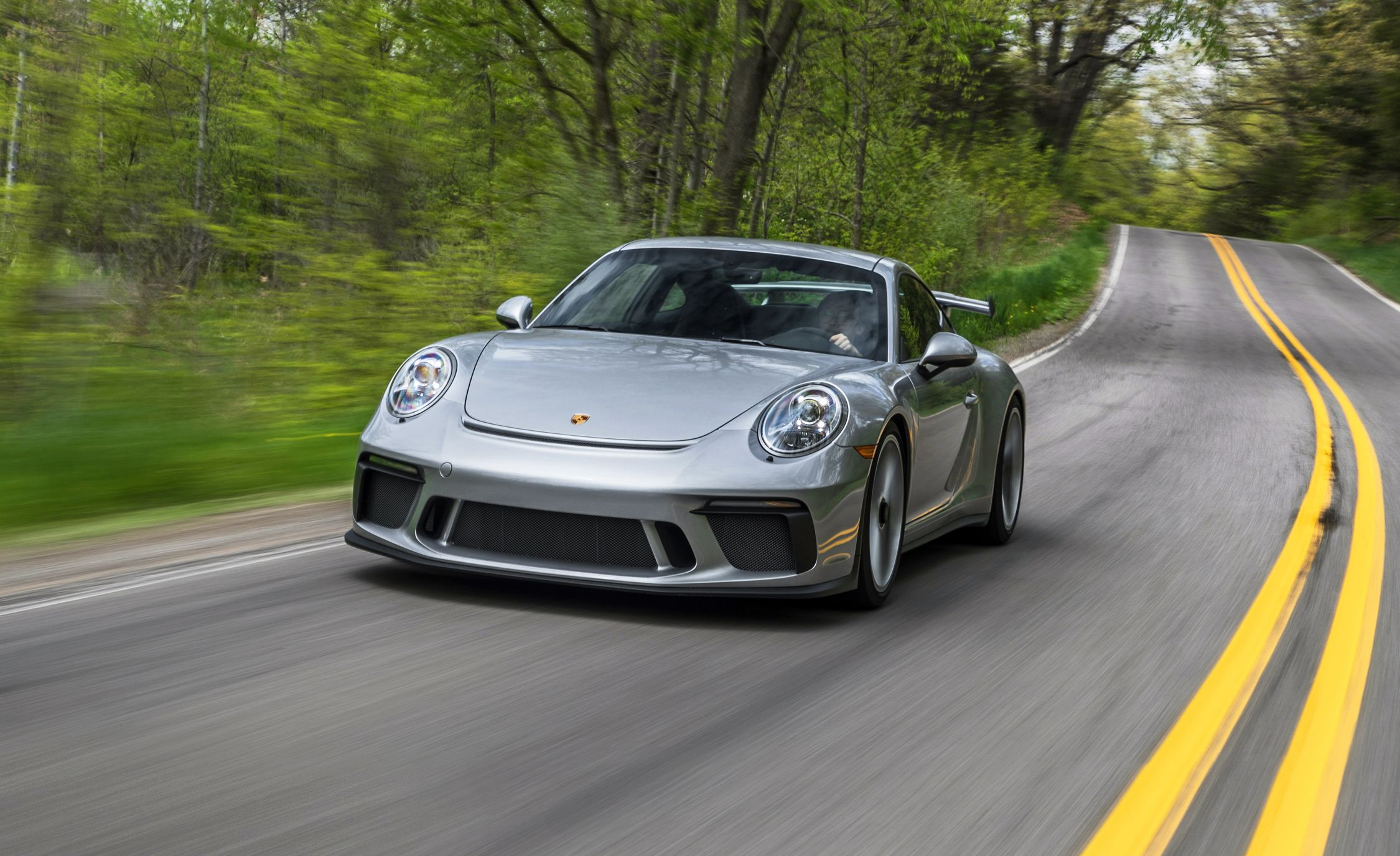 2018 Porsche 911 GT3 Manual Test: Even More Fun with the