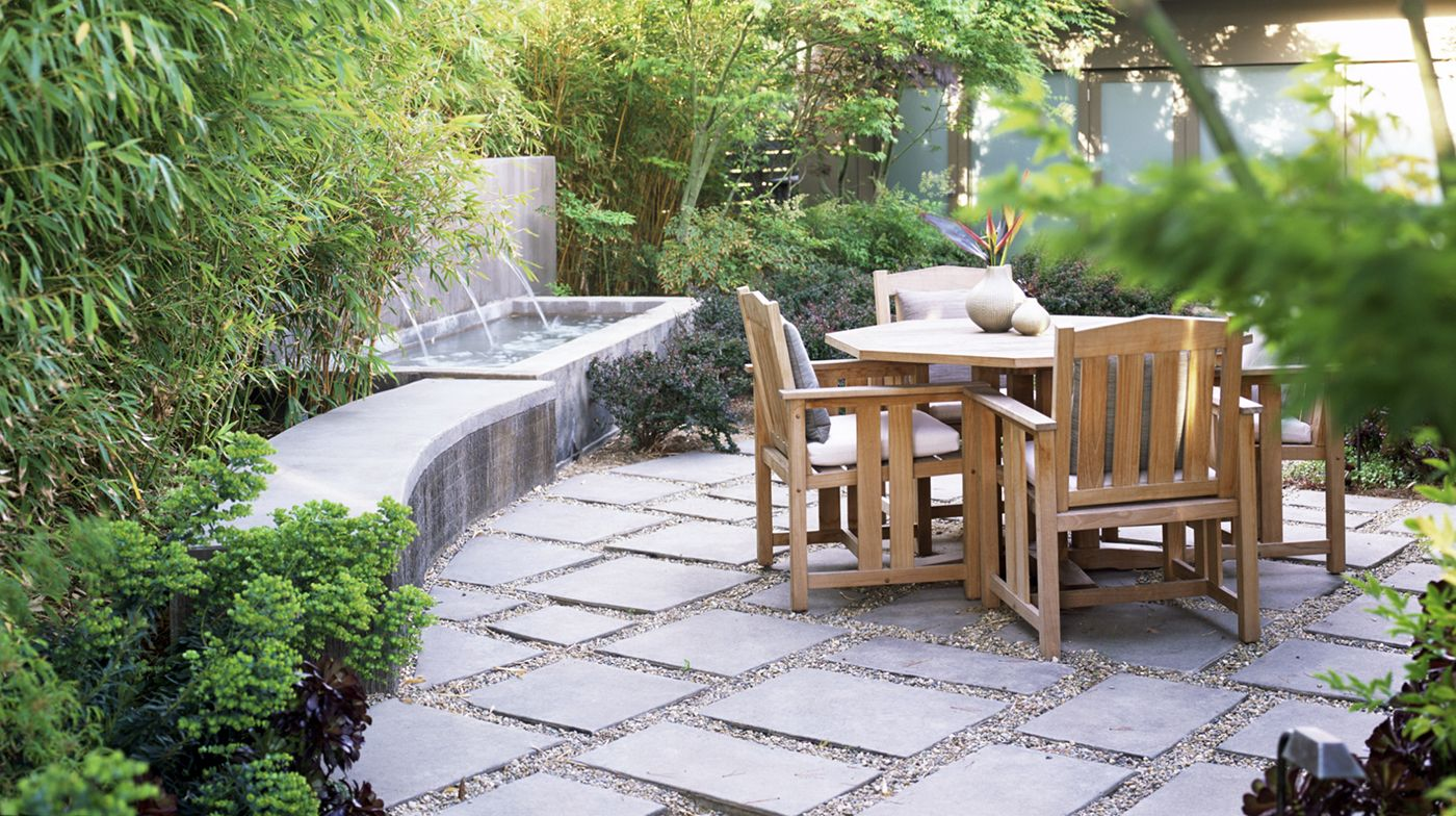 lay the perfect patio flooring