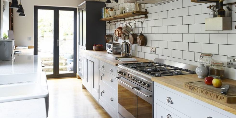 Galley Kitchen Designs Uk