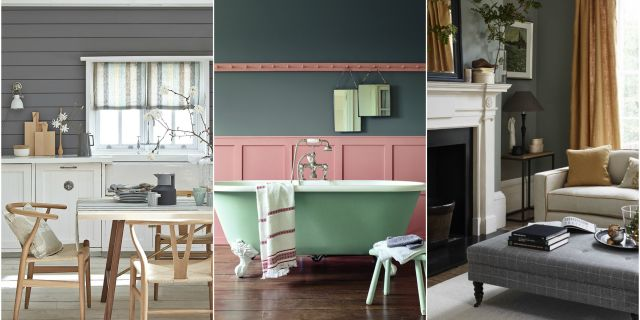8 Grey Colour Scheme Ideas From An