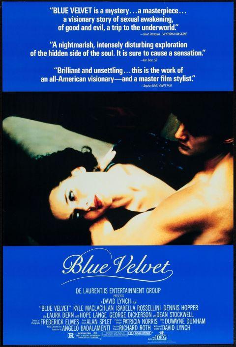 Фильмы 80-х: Синий Бархат