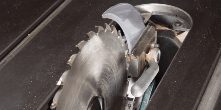 How To Prevent Injuring Yourself From Table Saw Kickback