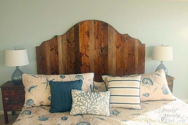 6 DIY Headboards You Can Make Yourself