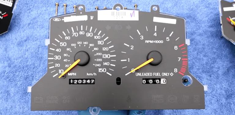 How to Fix a Broken Odometer