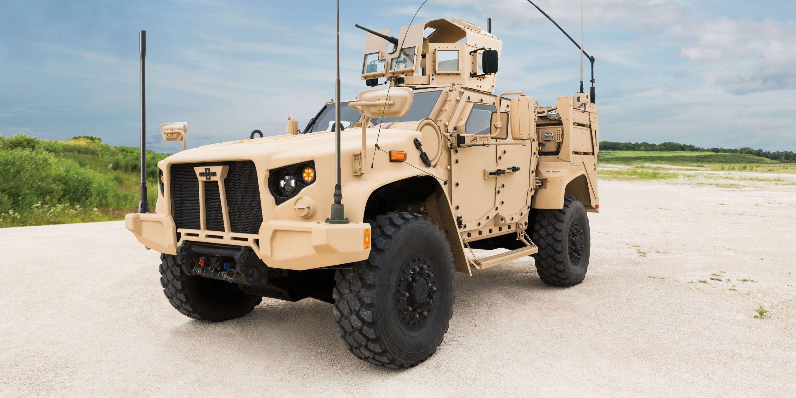 We Ride In JLTV The Humvees Successor