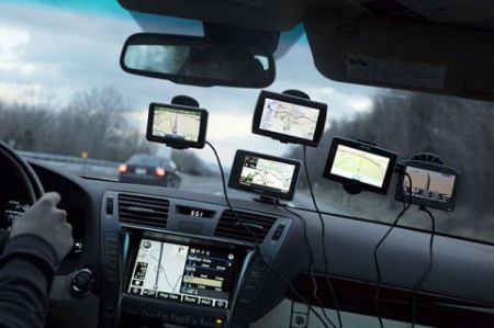 The Best GPS Units GPS Road Test