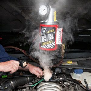 How to Find a Vacuum Leak  Smoking Out Vacuum Leaks