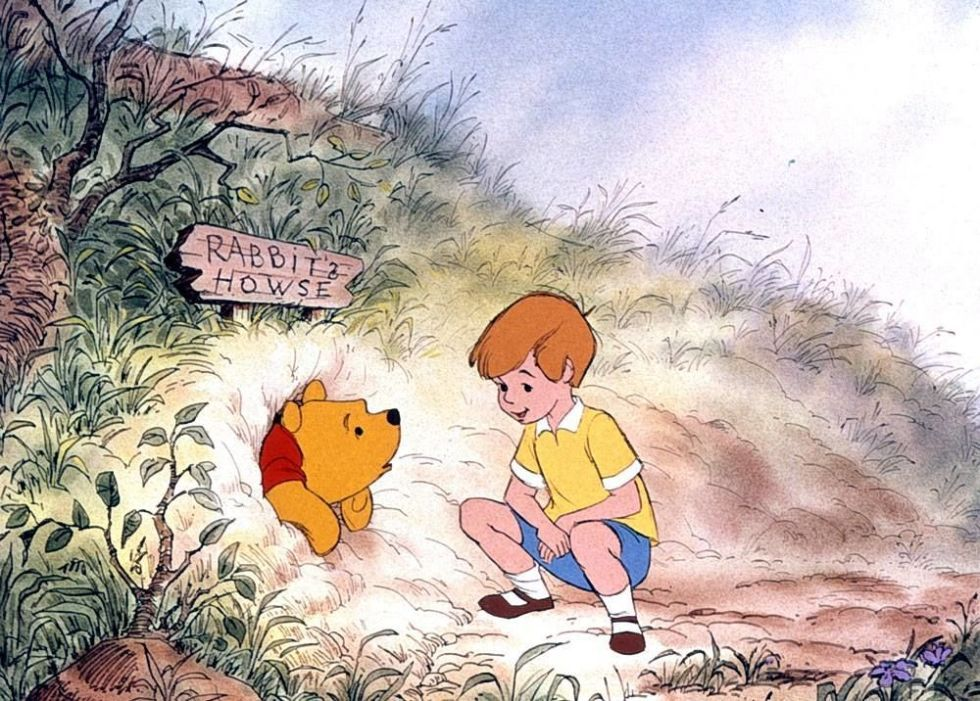 The Best Winnie The Pooh Quotes     Inspirational Quotes That Will     Winnie the Pooh and Christopher Robin