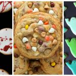 24 Best Halloween Cookie Recipes Spooky Halloween Cookie Ideas