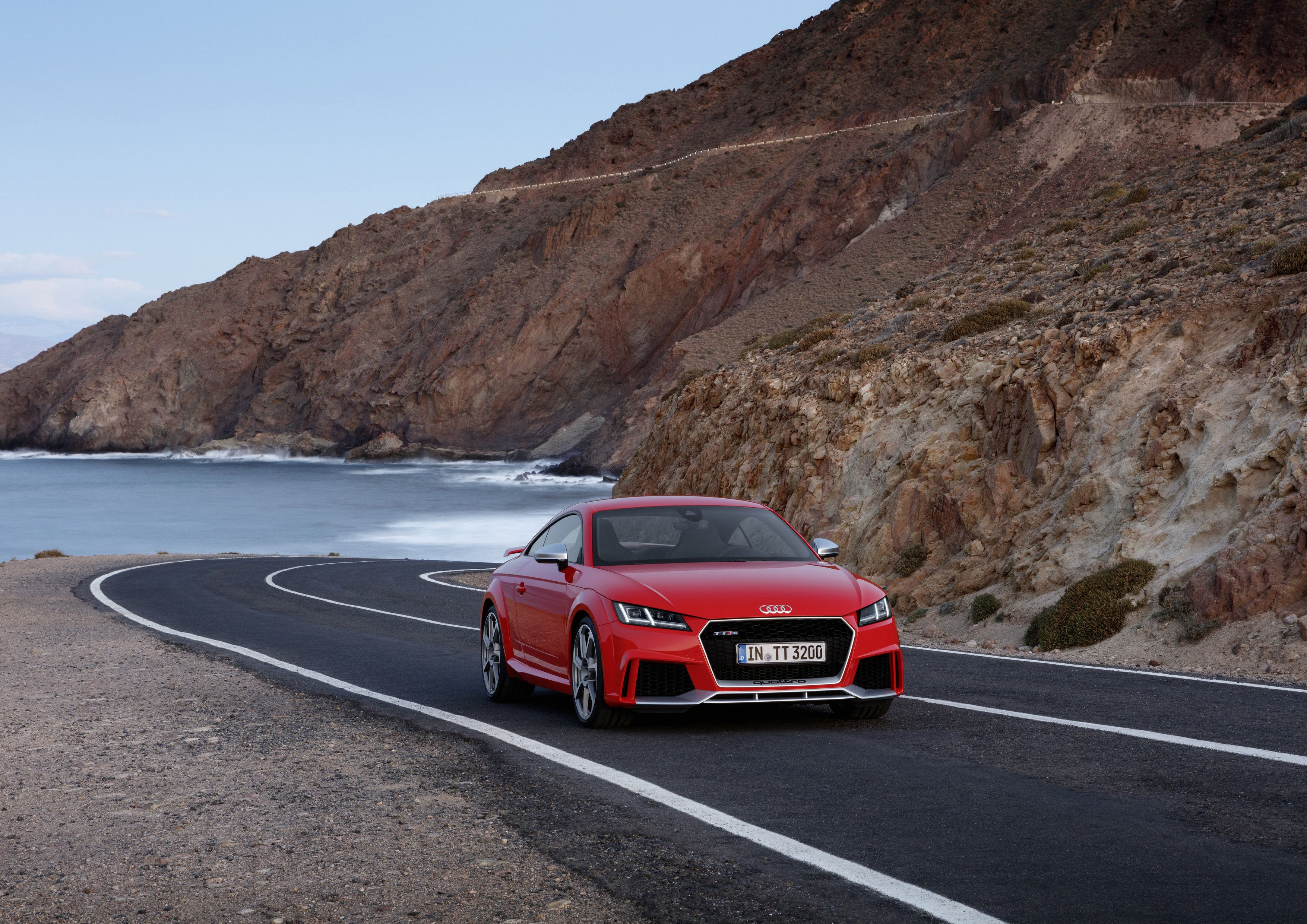 The Audi TT RS Is Better Than Coffee – roadandtrack – roud2supercars