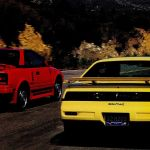 Pontiac Fiero Formula Vs Toyota Mr2 Supercharged