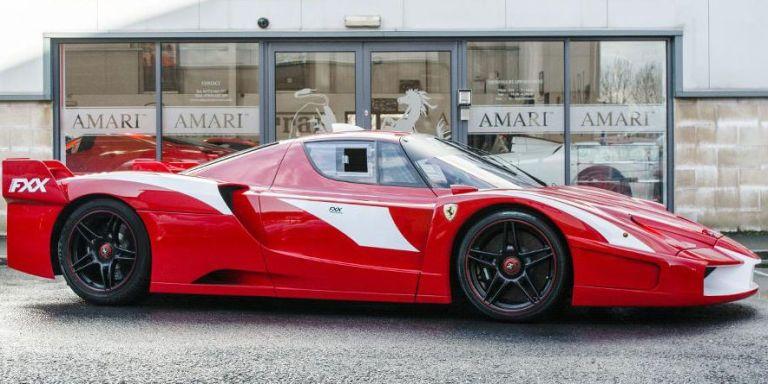 You Can Own This Street Legal Ferrari Enzo Fxx Evoluzione