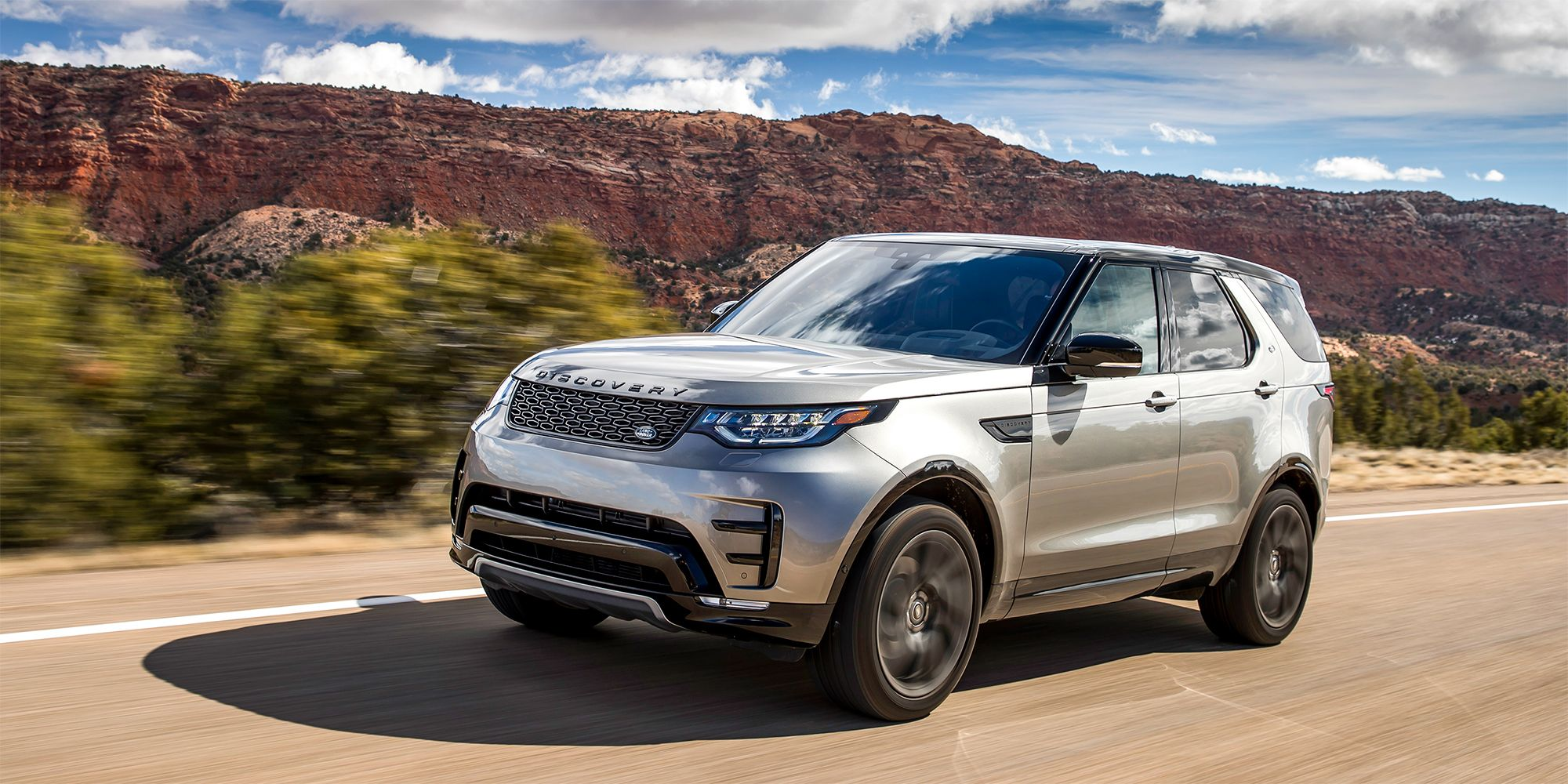 First Drive 2017 Land Rover Discovery HSE